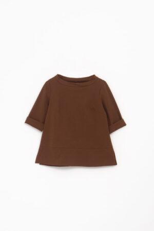 Camiseta básica punto milano